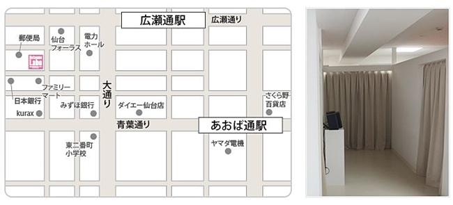 地図仙台店